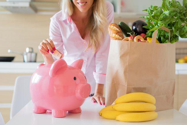 säästä rahaa ruokaostoksissa